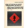 Olimpiady szachowe 1924-1970
